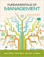 Fundamentals of Management Textbook Ed. 8 2016