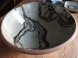 John V. Porter - Ceramic Arts. Calgary - stoneware bowl