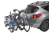 thule trailway 4 bike hitch mount bike carrier