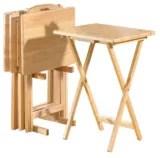 tables pliantes simplicity avec support paq 5