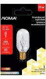 25w t7 microwave incandescent bulb
