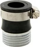plumbshop faucet hose adapter chrome