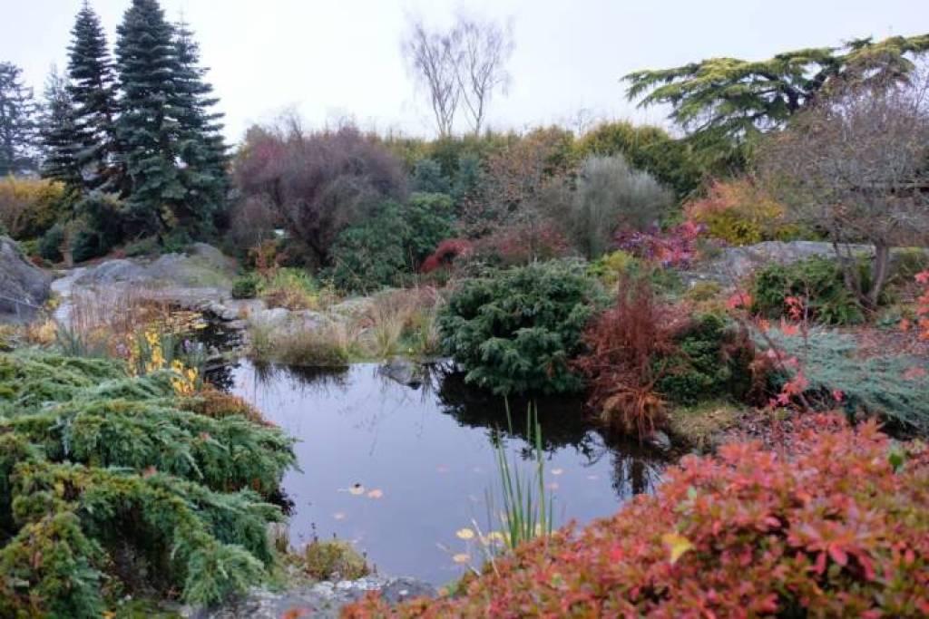 Abkhazi Gardens in Victoria. Jim Byers Photo