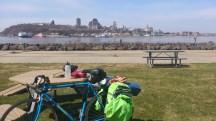 Mon vélo et Québec