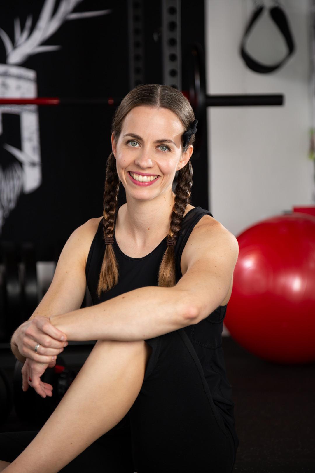 Karina Inkster Canadian Vegan Fitness Expert