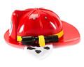 Casque de pompier Pat Patrouille de Nickelodeon avec lampe de poche rappelée