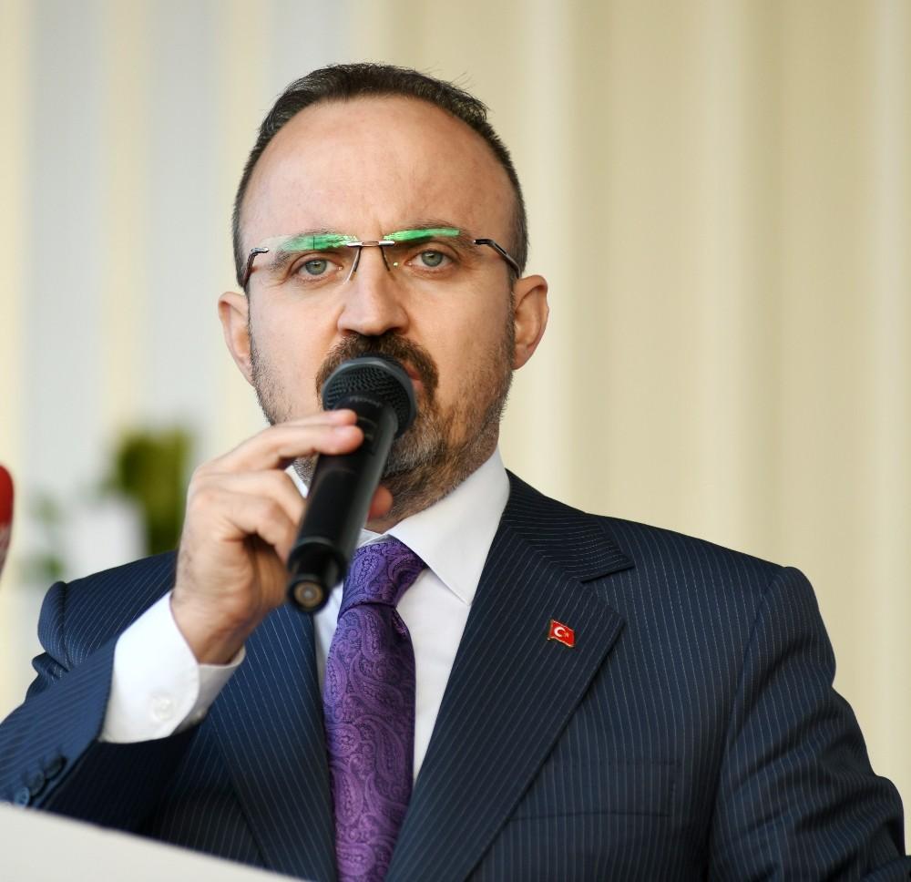 """Turan: """"SSK'yı batıran Kılıçdaroğlu, CHP'yi de çöküşün eşiğine getirdi"""""""