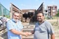 Lapseki'de kurbanlık hayvan pazarı kuruldu