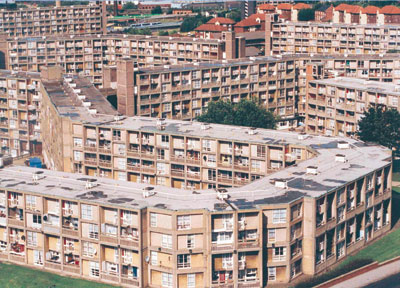 park hill flats sheffield