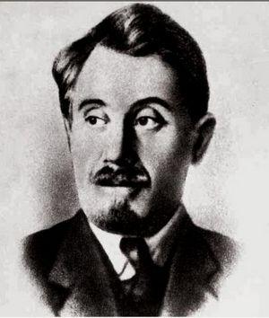 """Semeno Aržakovitš Ter-Petrossian, também conhecido por """"Kamó"""""""