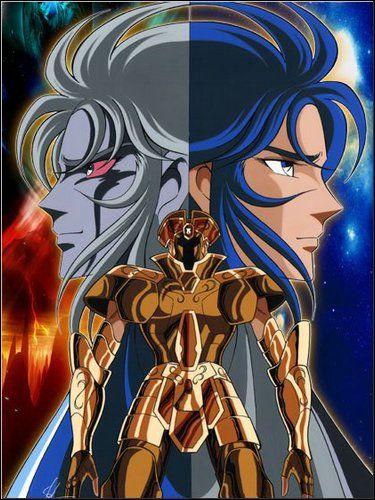 A dualidade do personagem Saga de Gêmeos é um bom exemplo de como proceder nestes casos indigestos. Ou pode simplesmente mandá-la para
