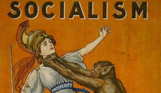 anti socialism