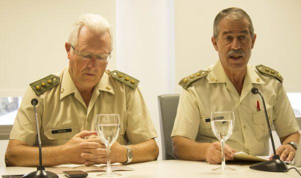 II Congreso internacional de estudios militares