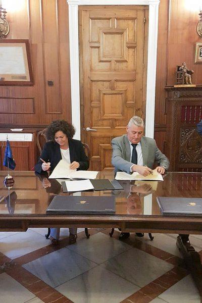 colaboración para evitar la entrada ilegal de inmigrantes en Melilla