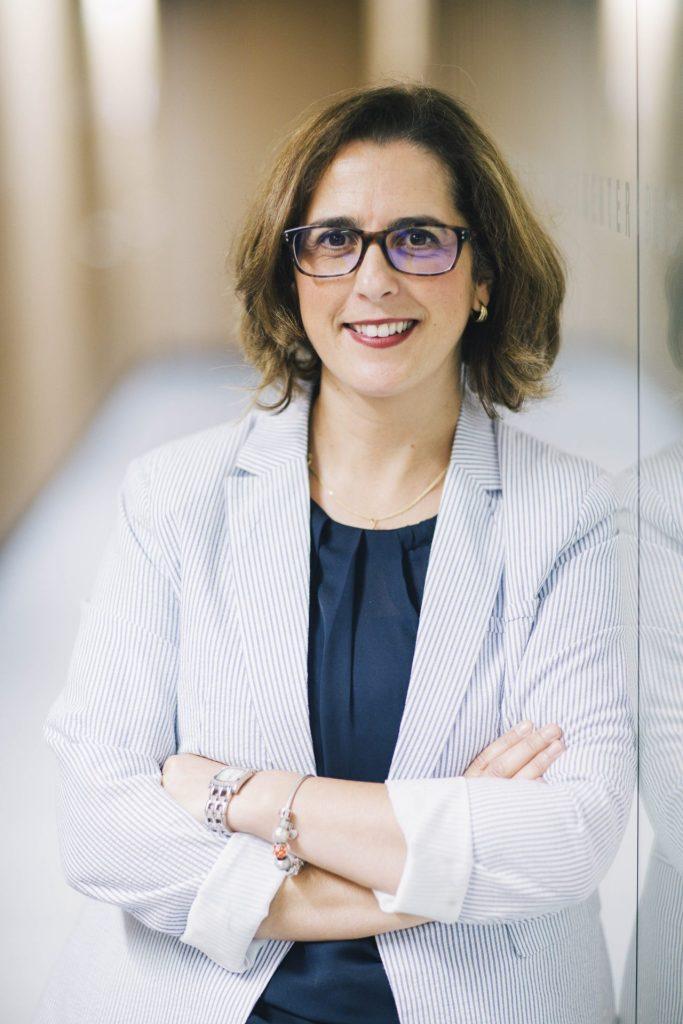 La investigadora de la UGR Houria Boulaiz, autora principal de este trabajo.
