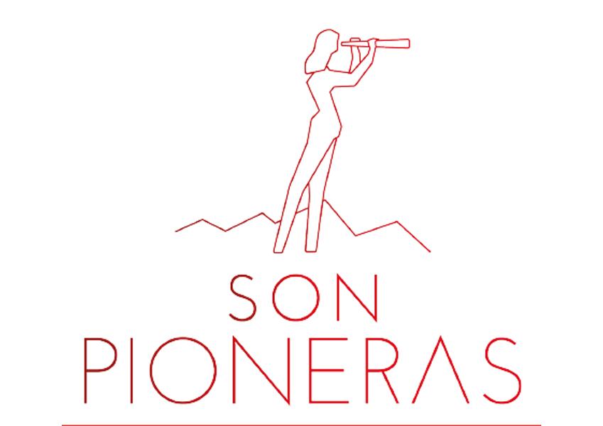 Logotipo Son Pioneras