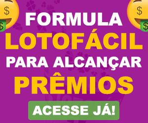 Formula Lotofácil