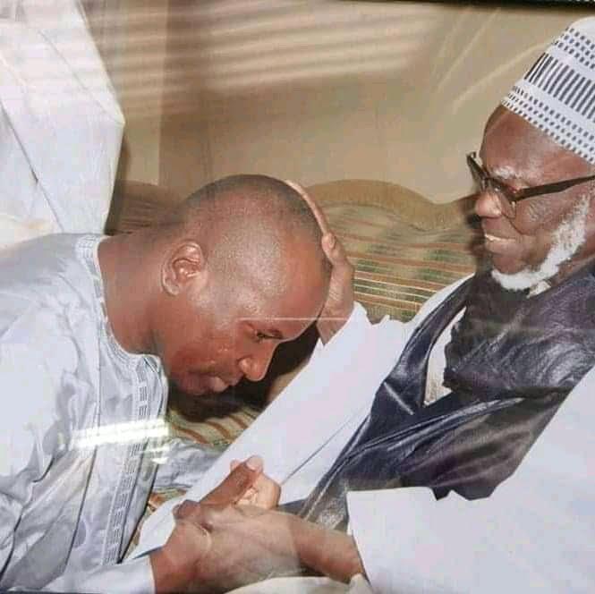 Phtoto du Magistrat Oumar Boun Khatb SYLLA