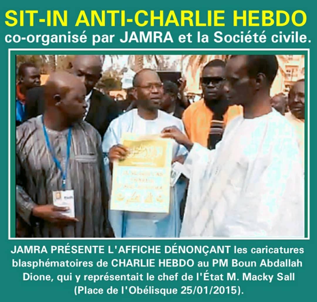 Photo association Jamra Sénégal.