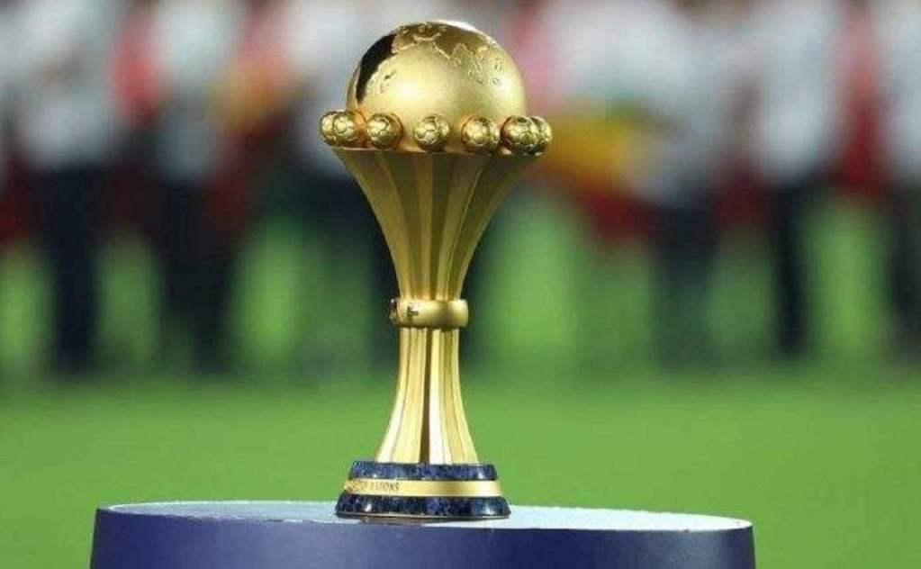 photo de la coupe d'Afrique le trophée