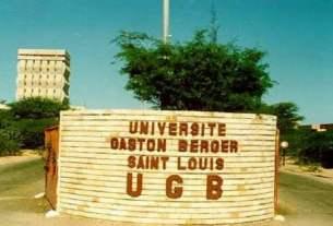Photo UGB grande porte