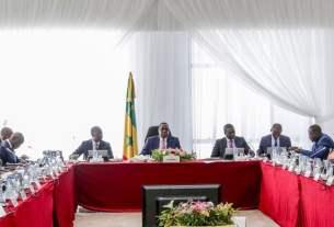 Le Communiqué du Conseil des ministres du mercredi 14 octobre 2020 Canalactu