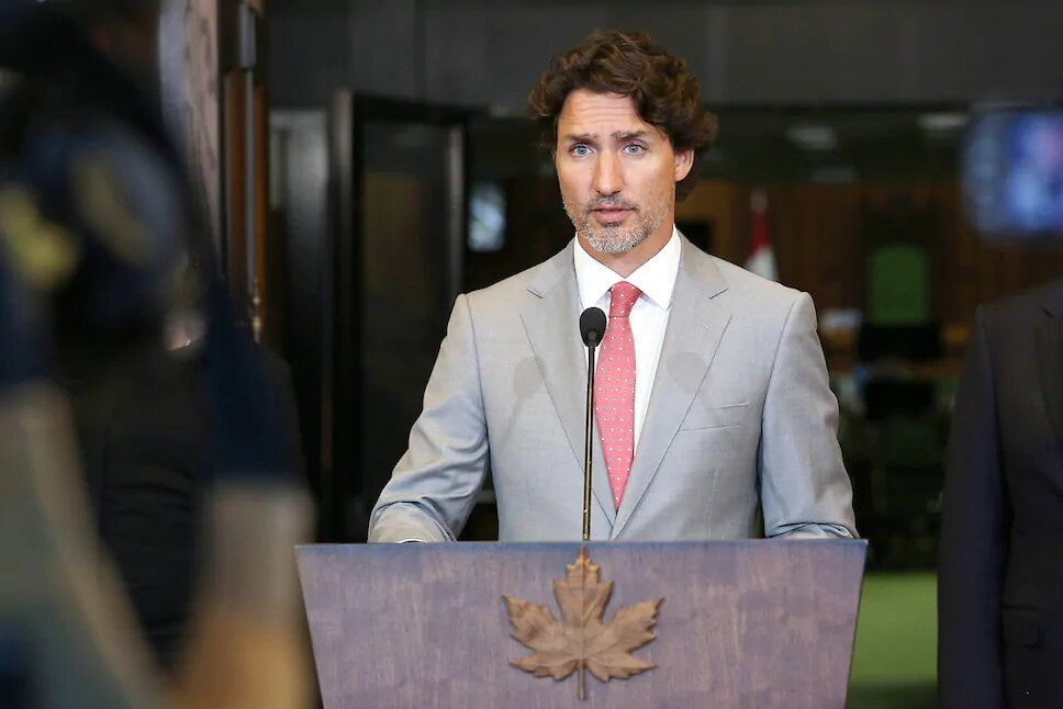 Photo de Justin Trudeau