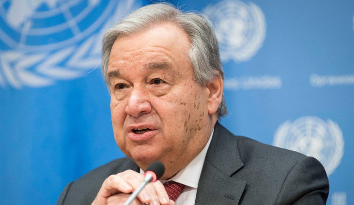 image de António Guterres