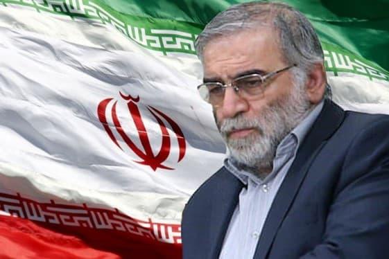 Image de Mohsen Fakhrizadeh un scientifique nucléaire iranien Assassiné.