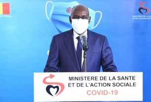 Covid-19 Sénégal lundi 14 décembre 2020.