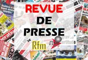 Revue de presse de la Radio Rfm.