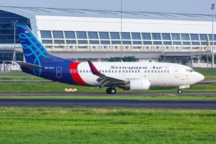 Avion, immatriculé PK CLC.