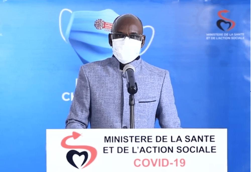 covid-19 Point de situation Sénégal.