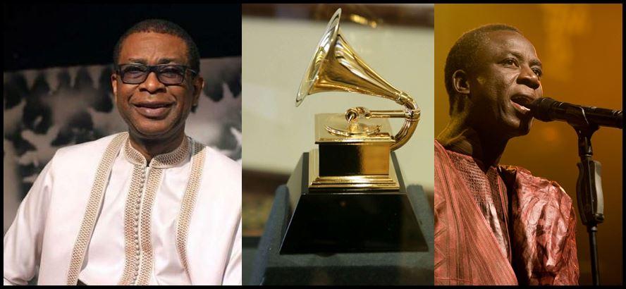 Youssou Ndour gagne un Grammy Awards et le dédie à Thione Seck.