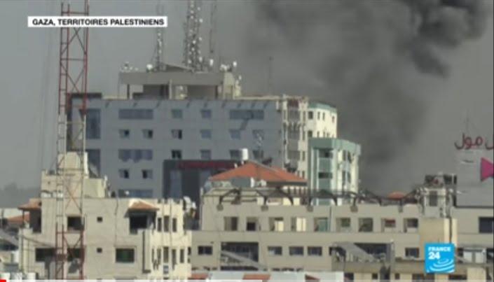 conflit palestine
