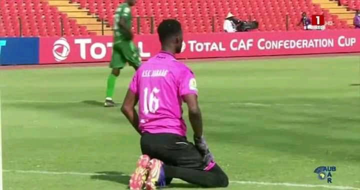 : Coupe CAF Jaraaf