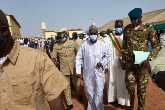 Nouveau gouvernement du Mali.