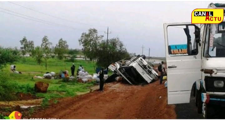 Image d'illustration accident voiture
