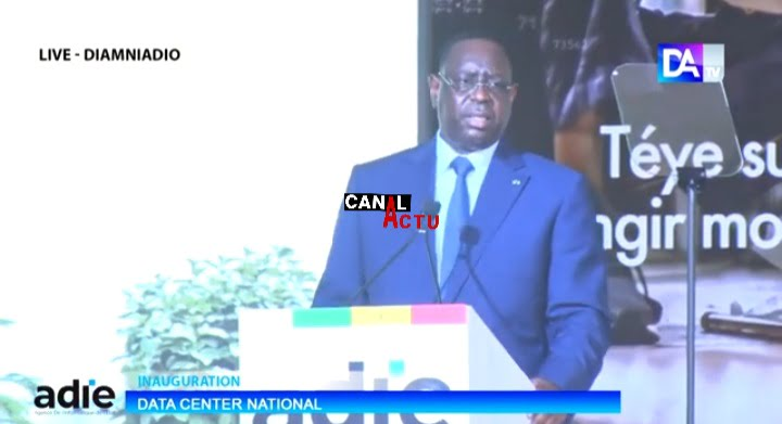 Macky sall Conference