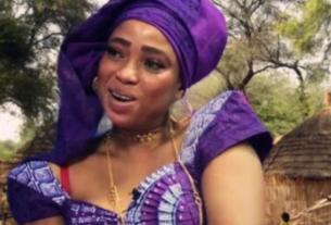 Fatoumata Ndiaye Fouta tampi