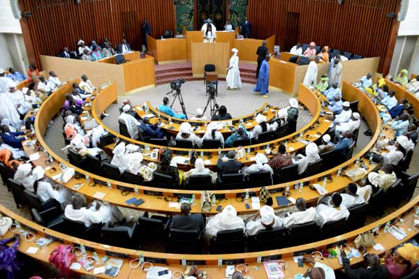 parlement Sénégal
