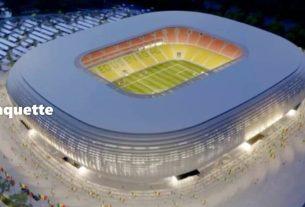 stade olympique Diamniadio Dakar Sénégal