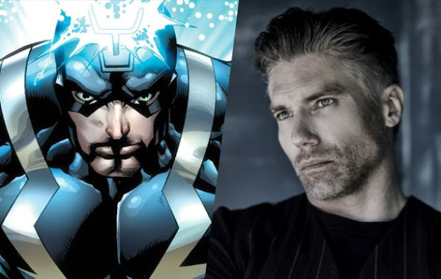 Anson Mount Cast As Black Bolt On Inhuman Series