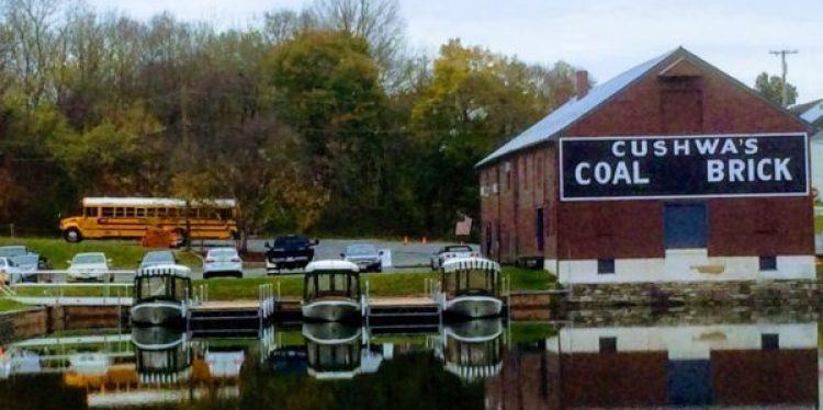 Canal Trust Sponsored School Bus