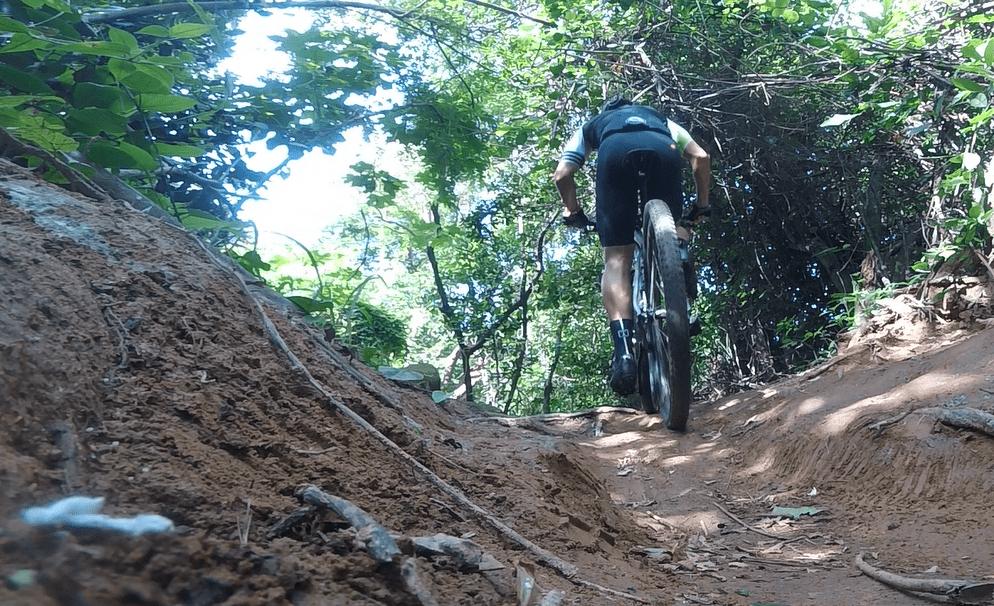Como melhorar nas subidas de Bike