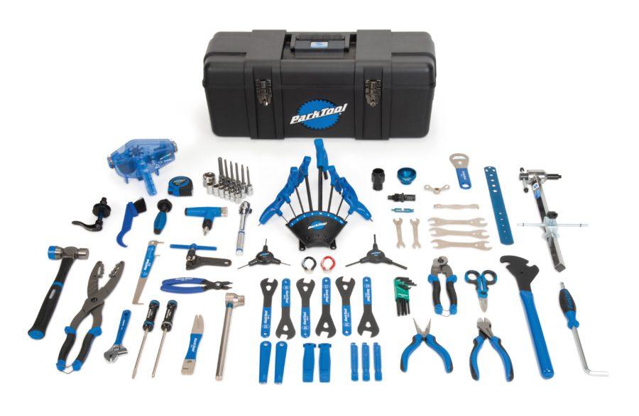 novo kit de ferramentas Park Tool PK-4