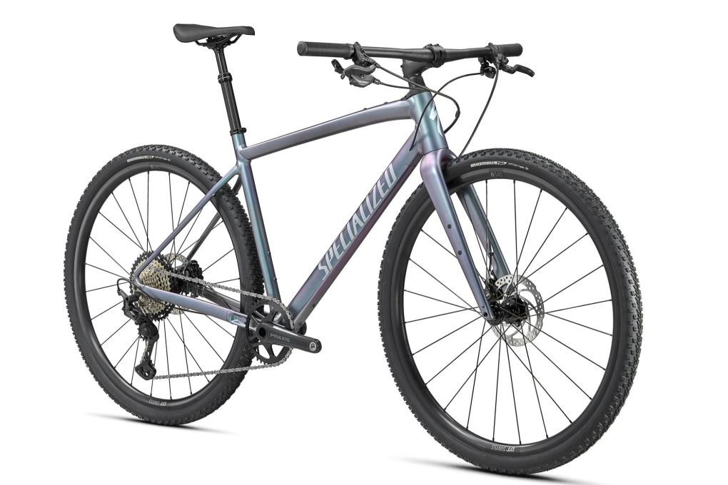 Specialized Diverge 2021 EVO - com Flat Bars