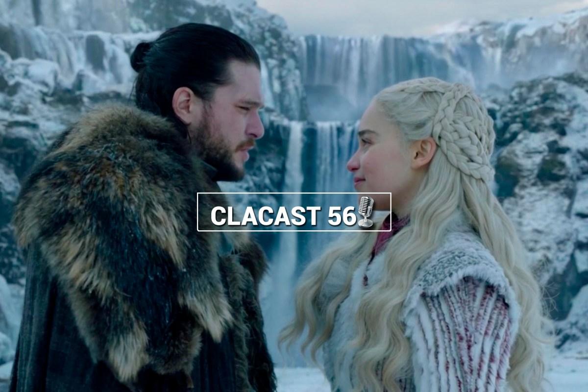 Game Of Thrones e a 8ª Temporada | Clacast 56