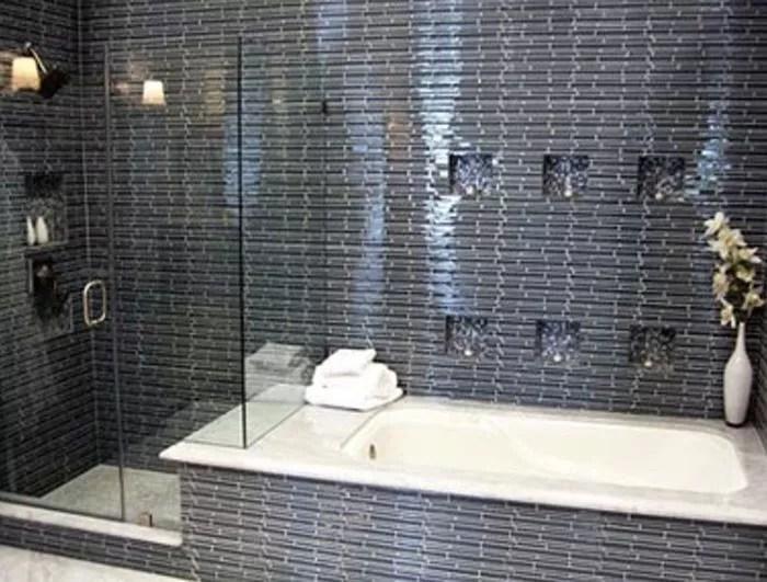Banheiros Pequenos Decorados 2016