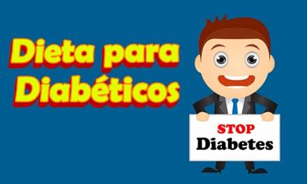 Dieta para Diabeticos, como prevenir la Diabetes tipo 2 con comidas para Diabéticos
